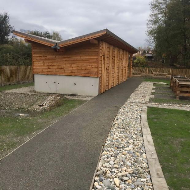 Les 40 jardins familiaux de Villard-Bonnot