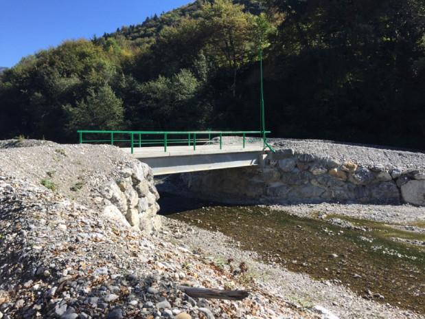 Pont sur la Chaise à MARLENS