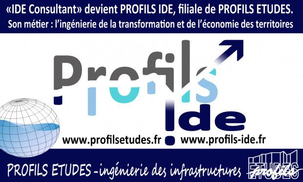 IDE CONSULTANT devient PROFILS IDE