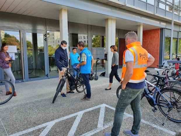 Participation au challenge mobilité 2020
